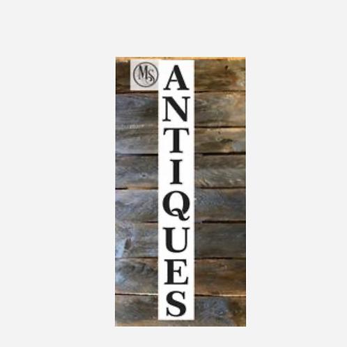 "Antiques 27""x54"""
