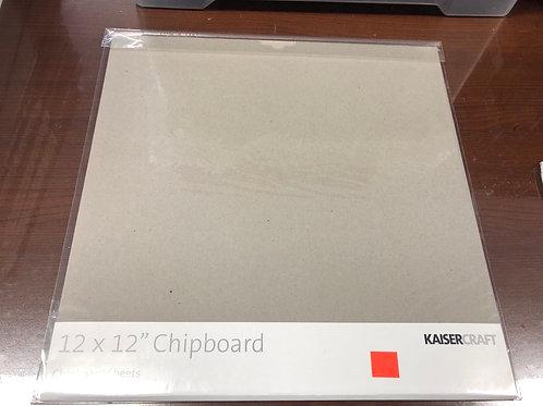 12x12 Chipboard