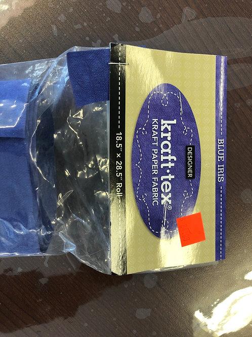 "Blue Iris Kraft Tex 18.5 x 28.5"""