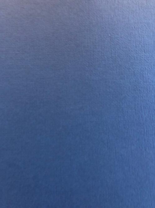 BT-8 Blue Textured 12x12 Cardstock