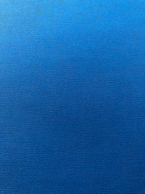 BT-5 Blue 12x12 Textured Cardstock