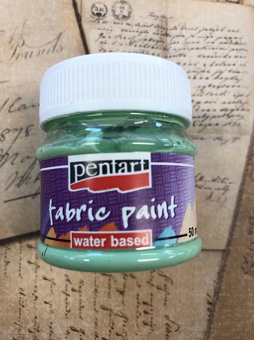 Fabric Paint Pistachios