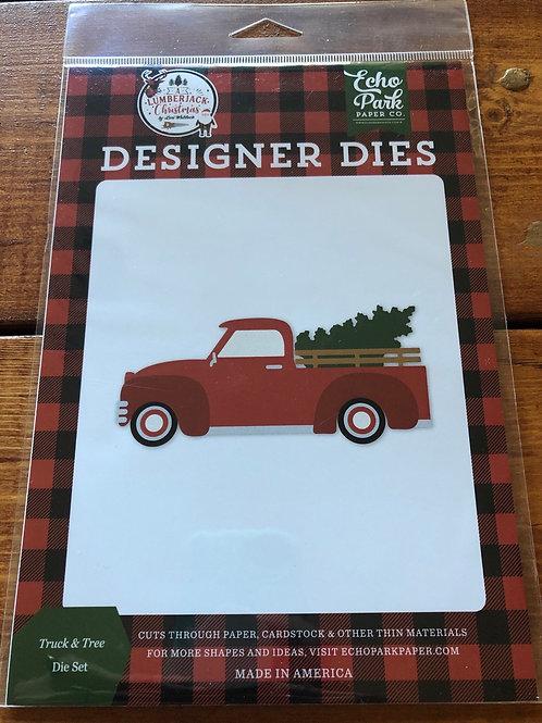 ALC220042 Truck & Tree Die