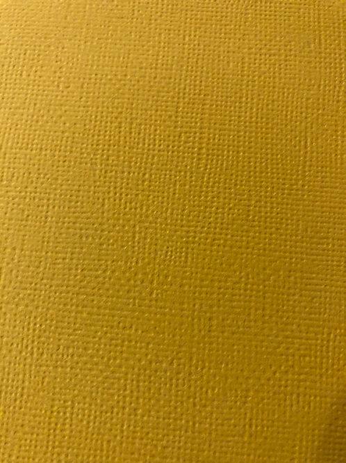 YT-4 Yellow 12x12 Textured Cardstock