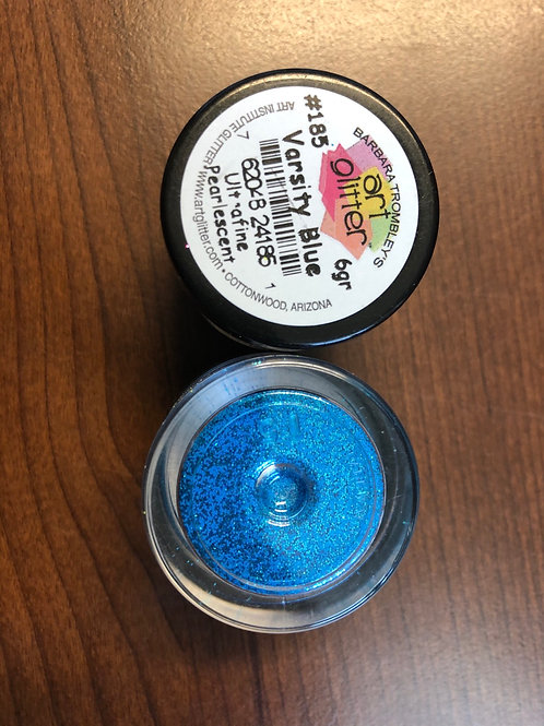 185 Varsity Blue Ultrafine Embossing Powder