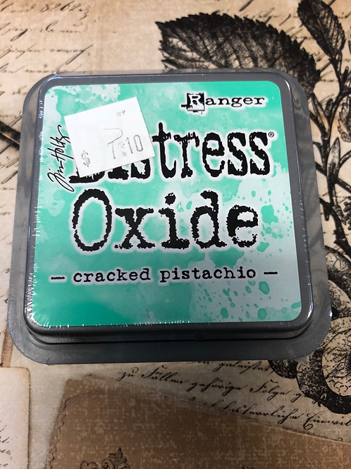 Cracked Pistachio Oxide Stamp Pad