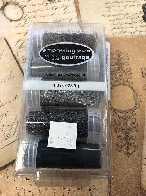 Embossing Powder Aperture
