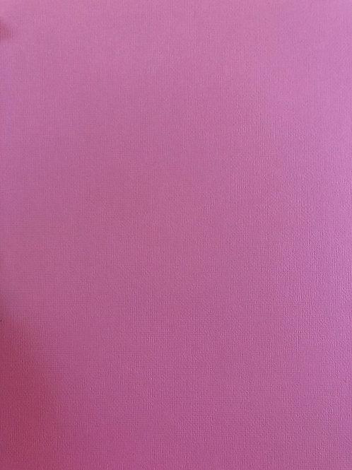 PKT-6 Pink 12x12 Textured Cardstock
