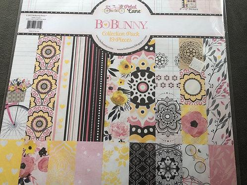BoBunny Petal Lane Paper Pack