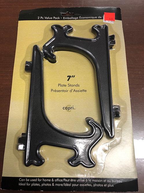 """7"""" Plate Holder"""