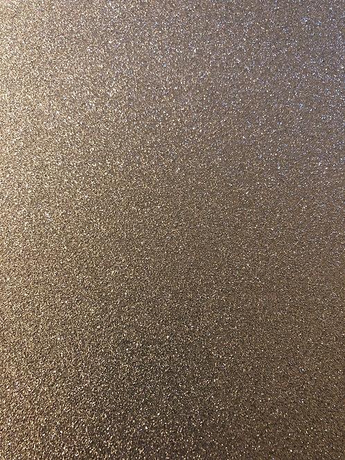 12x12 Platinum Glitter Paper GC103