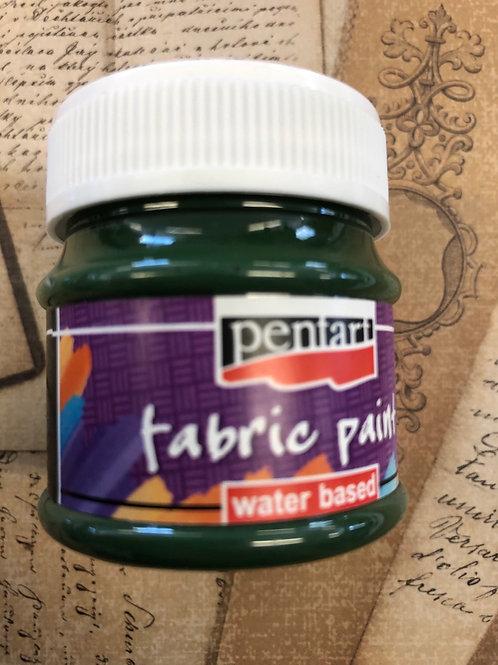 Fabric Paint Pine Green