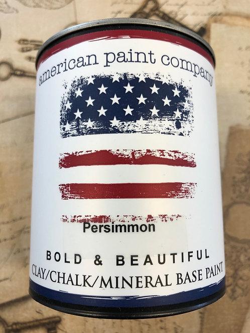 APC Persimmon 1 Pint