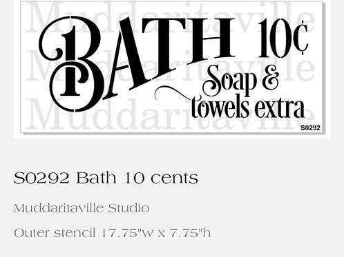S0292 Bath