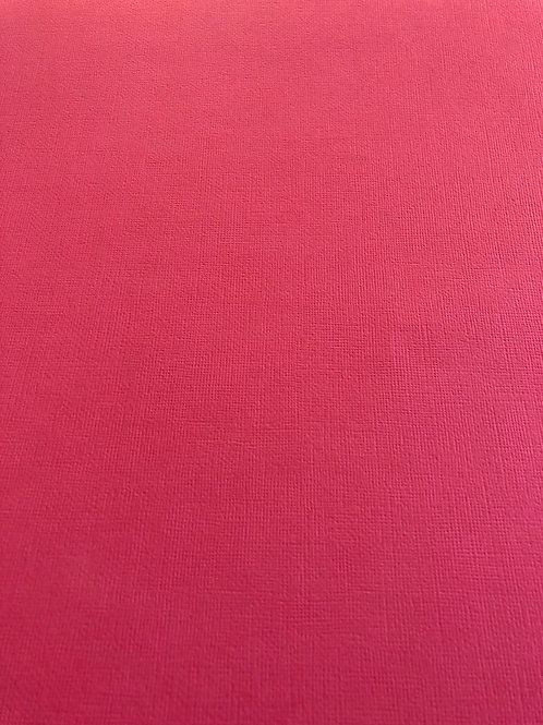 PKT-11 Pink 12x12 Textured Cardstock