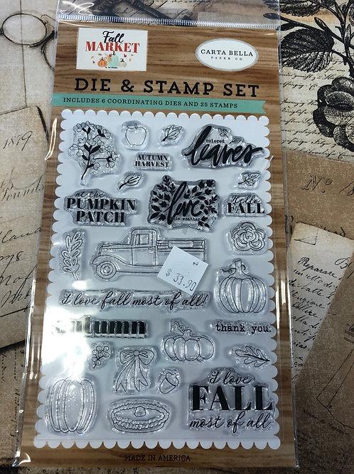 Fall Market Stamp Set