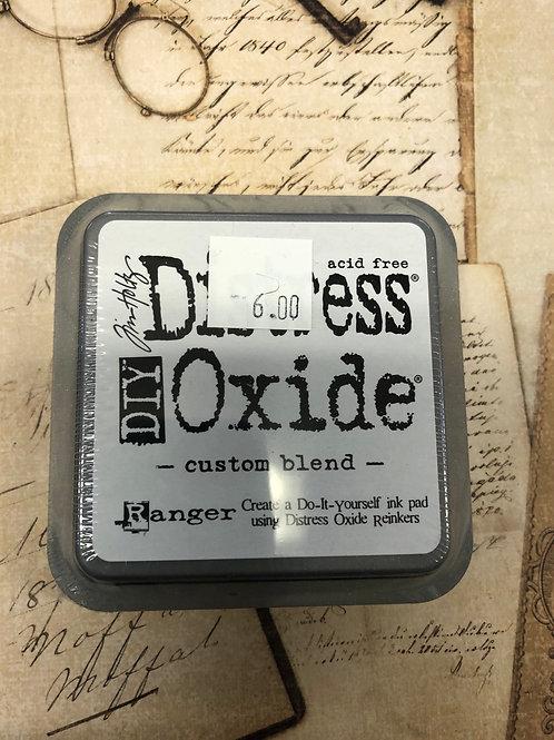 Custom Blend Oxide Stamp Pad