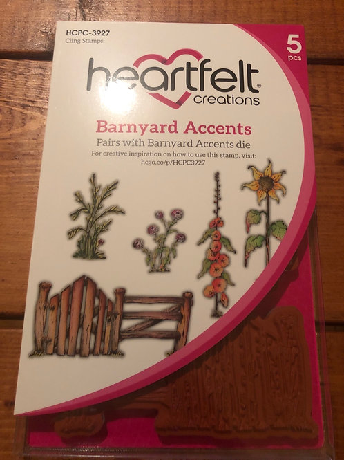 Barnyard Accents Stamp HCPC-3927