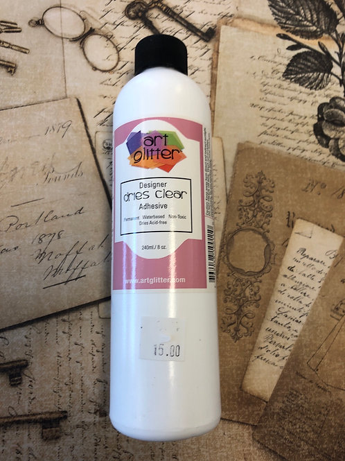 Art Glitter Glue Refill
