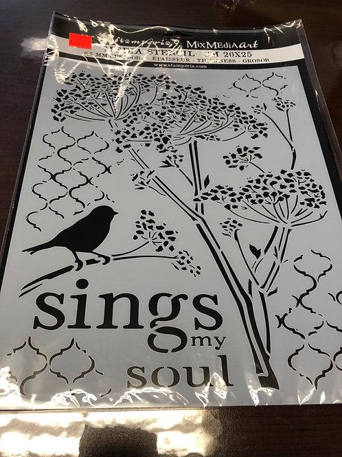 Sings My Soul KSTD025