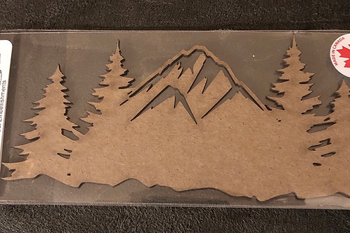 Back Country Chipboard