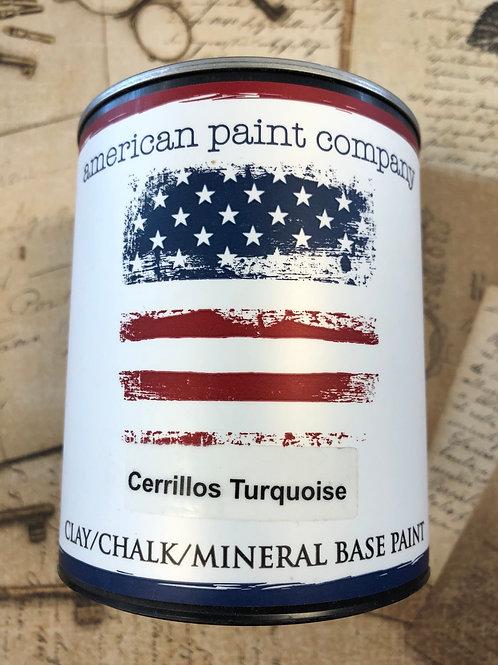 APC Cerrillos Turquoise 1 Pint