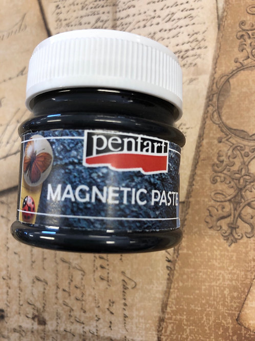 Magnetic Paste