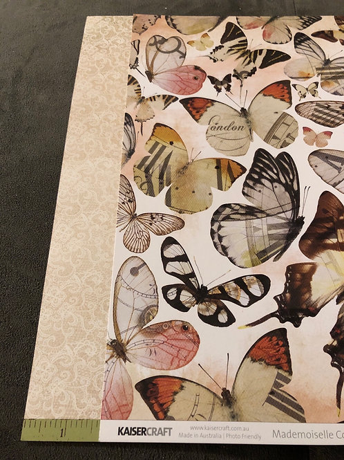 Flutter P2125 Mademoiselle Collection