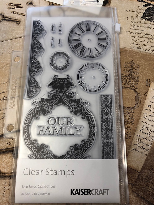 Duchess Collection Stamps