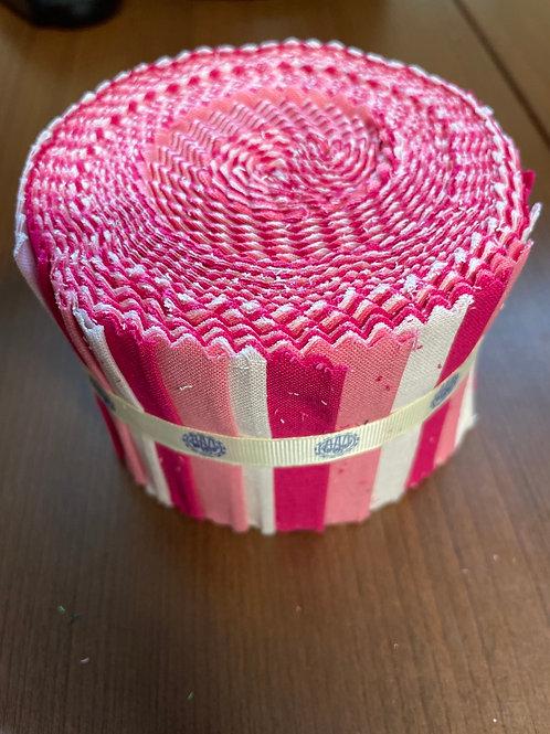 Pretty Pinks 18 Piece Strip Roll TH-1667