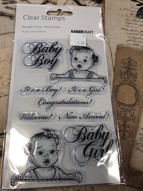 Bundle of Joy Stamp Set