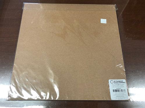 AC Cardstock Woodgrain 12x12 Pack 25 - 366566
