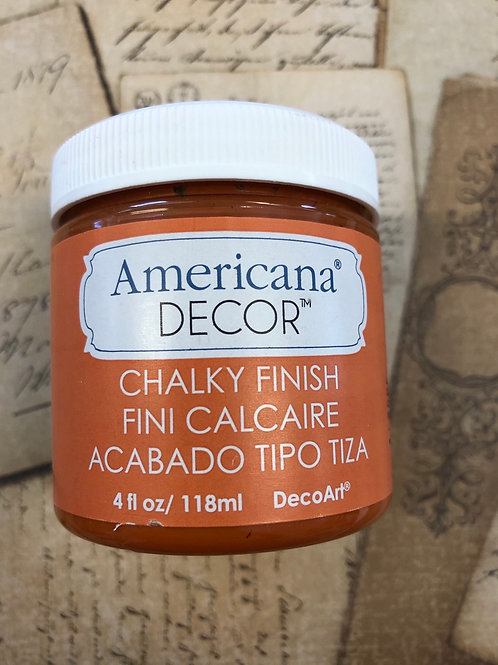 Chalky Finish Paint Ancestral