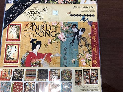 Bird Song Paper Pack