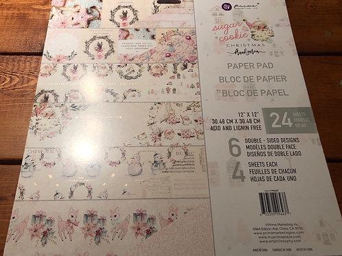 996437 Sugar Cookie Paper Pad