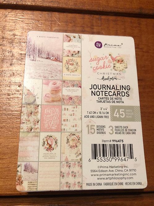 996475 Sugar Cookie Journaling Cards