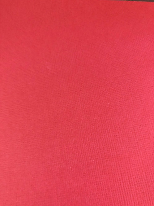 RT-4 Red 12x12 Textured Cardstock