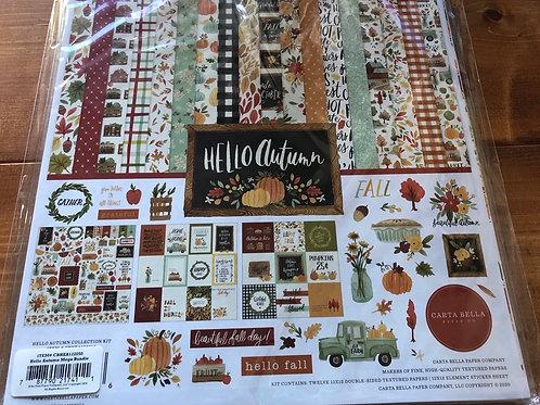 CBHEA122050 Hello Autumn Mega Bundle