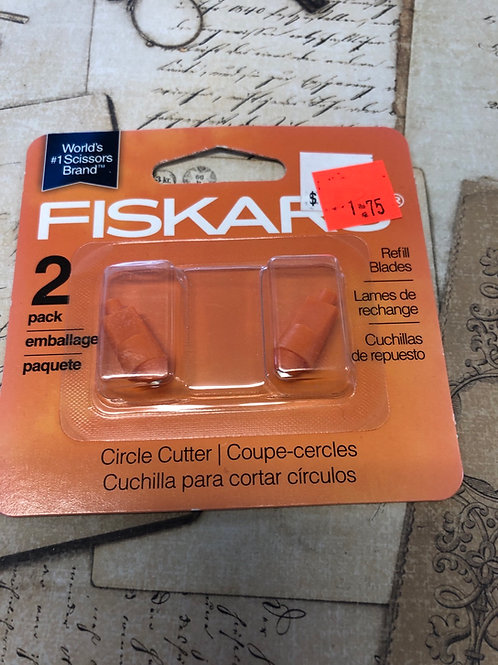 Refill Blades For Circle Cutter