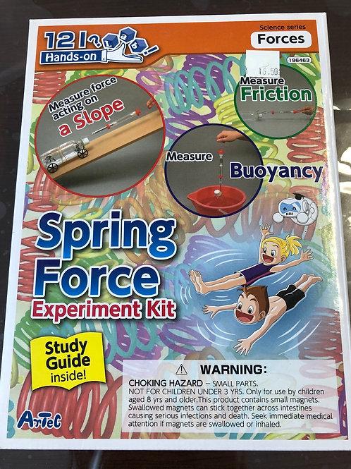 Spring Force Equipment Kit