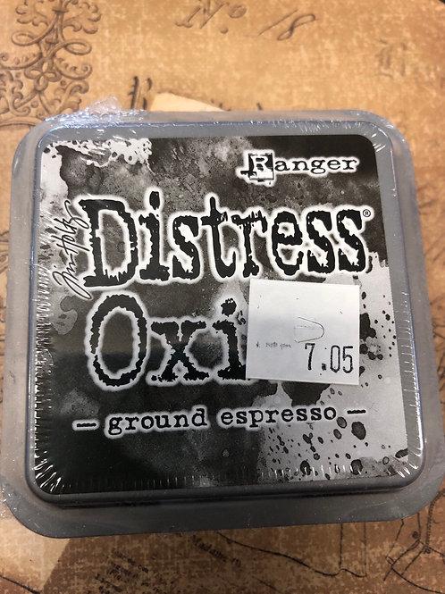 Ground Espresso Oxide Stamp Pad