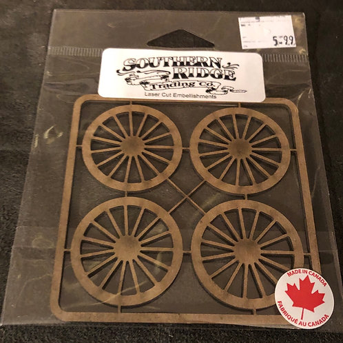 Wagon Wheel Chipboard