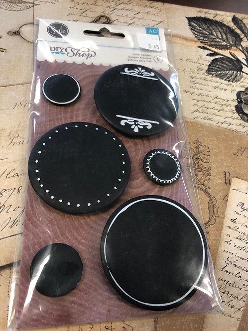 Chalk Badges