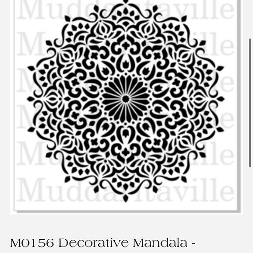 "M0156 Decorative Mandala 13"""