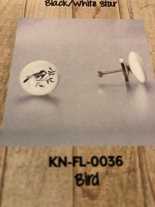 Bird Knob KN-FL-0036