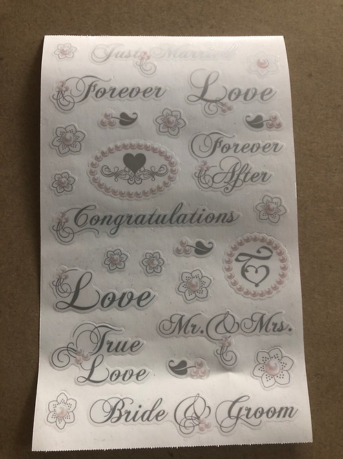 Wedding Phrases