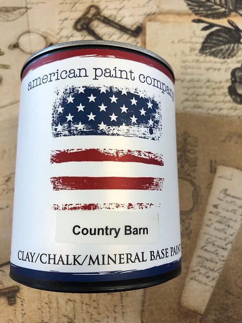 APC Country Barn 1 Pint