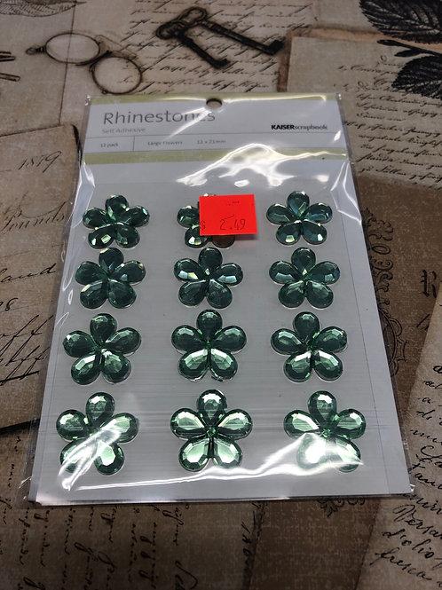 Rhinestones Mint