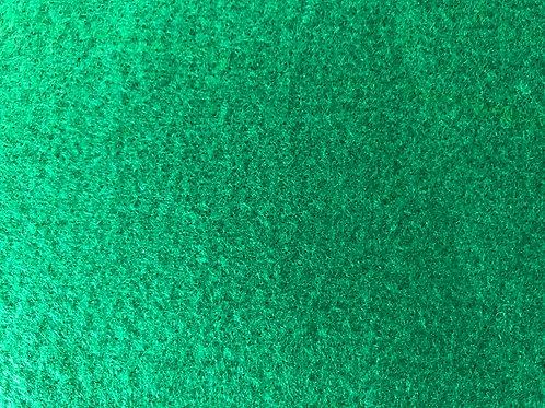 Christmas Green Felt