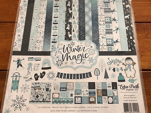 Winter Magic Paper Pack WIM223016